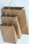 Natural Kraft Bags - Portrait Sizes