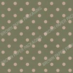 Luxe roll range wrapping paper on brown kraft